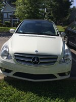 Picture of 2008 Mercedes-Benz R-Class R350 4MATIC, exterior