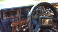 Picture of 1984 Lincoln Town Car Signature, interior