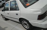 Picture of 1991 Dodge Shadow 2 Dr America Hatchback, exterior, gallery_worthy