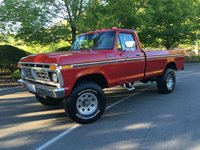 1977 Ford F-250 Picture Gallery