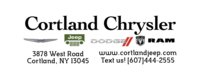 Cortland Chrysler Dodge Jeep Ram logo