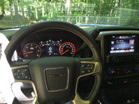 Picture of 2015 GMC Sierra 1500 Denali Crew Cab 4WD, interior