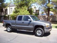 Picture of 2002 GMC Sierra 2500HD 4 Dr SLE 4WD Extended Cab SB HD, exterior