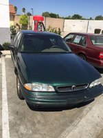 Picture of 1994 Pontiac Bonneville 4 Dr SSE Sedan