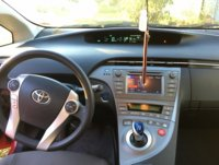 Picture of 2014 Toyota Prius Three, interior