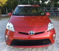 Picture of 2014 Toyota Prius Three, exterior