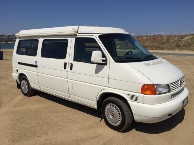 Picture of 1999 Volkswagen EuroVan 3 Dr Campmobile Passenger Van, exterior