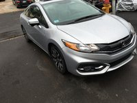 Picture of 2014 Honda Civic Coupe EX-L w/ Nav, exterior
