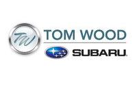Tom Wood Subaru logo