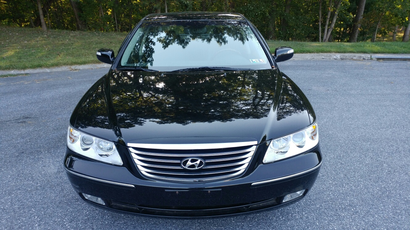 light azera sale hyundai detailed carscoops for photos updates azeras s