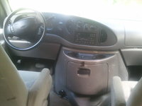 Picture of 1998 Ford E-150 XLT Club Wagon, interior