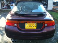Picture of 1996 Eagle Talon 2 Dr TSi Turbo AWD Hatchback, exterior