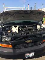 Picture of 2009 Chevrolet Express LT 2500, engine