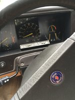 Picture of 1988 Saab 900 Turbo Convertible, interior