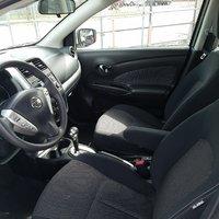 Picture of 2016 Nissan Versa 1.6 SV, interior