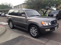 1998 Lexus LX 470 Picture Gallery