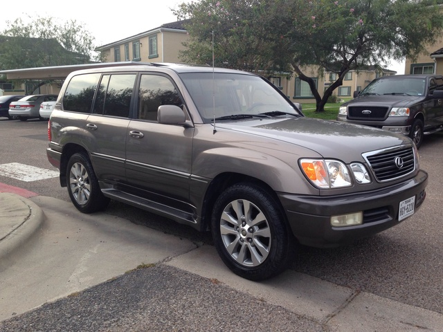 Picture of 1998 Lexus LX 470 Base