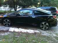 Picture of 2014 Honda Civic Coupe Si, exterior