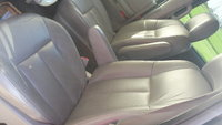 Picture of 2001 Oldsmobile Silhouette 4 Dr GLS Passenger Van Extended, interior