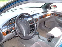 Picture of 1997 Chrysler Concorde 4 Dr LXi Sedan, interior