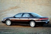 Picture of 1997 Chrysler Concorde 4 Dr LXi Sedan, exterior, gallery_worthy
