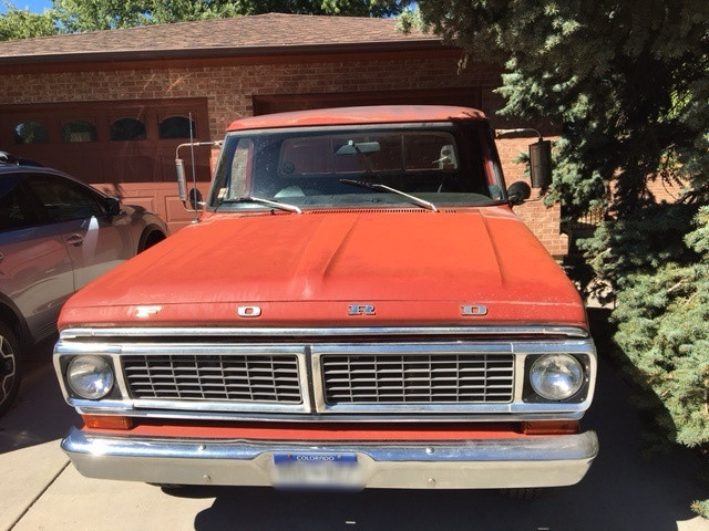 Picture of 1970 Ford F-100