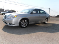 2012 Toyota Avalon Overview