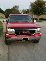 Picture of 2000 GMC Sierra 1500 SLE 4WD Standard Cab Stepside SB, exterior