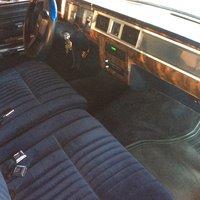 Picture of 1987 Mercury Grand Marquis, interior
