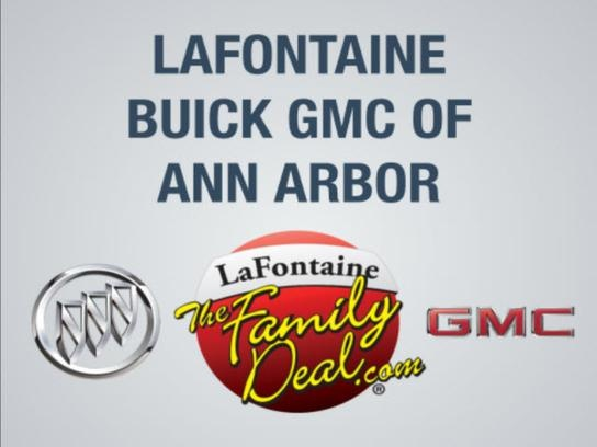 lafontaine buick gmc of ann arbor ann arbor mi read consumer reviews browse used and new. Black Bedroom Furniture Sets. Home Design Ideas