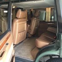 Picture of 1993 Land Rover Range Rover LWB, interior