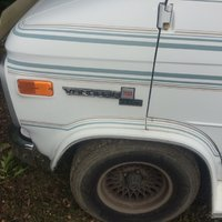 Picture of 1991 GMC Vandura G25 Extended, exterior, gallery_worthy