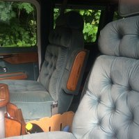 Picture of 1991 GMC Vandura G25 Extended, interior