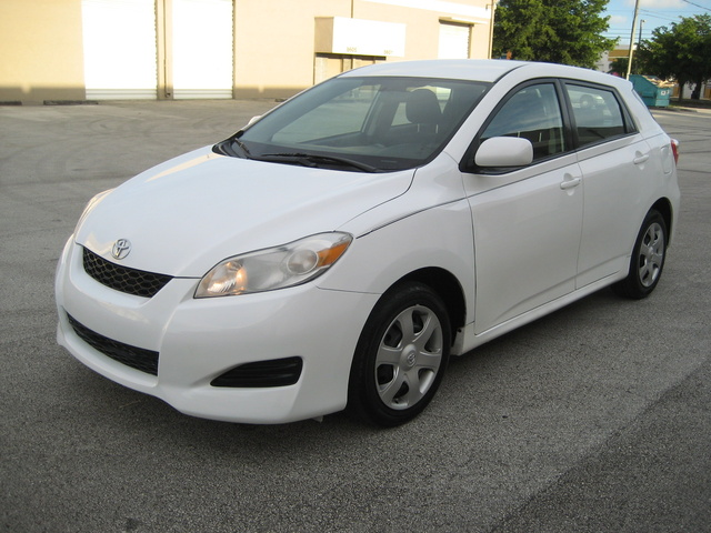 Picture of 2010 Toyota Matrix