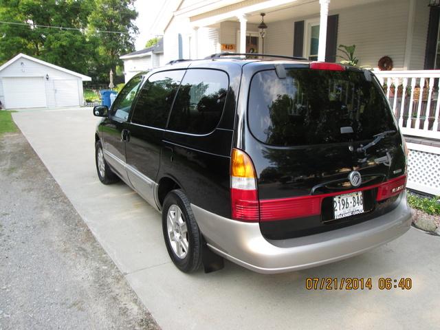 Picture of 2001 Mercury Villager 4 Dr Estate Passenger Van