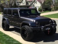 Picture of 2016 Jeep Wrangler Sahara 75th Anniversary, exterior