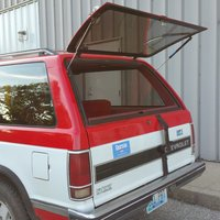 Picture of 1986 Chevrolet S-10 Blazer Tahoe 4WD, exterior, gallery_worthy