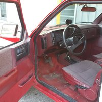 Picture of 1986 Chevrolet S-10 Blazer Tahoe 4WD, interior
