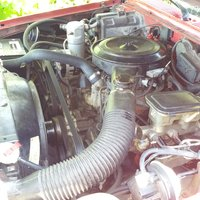 Picture of 1986 Chevrolet S-10 Blazer Tahoe 4WD, engine