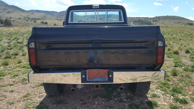 Picture of 1973 Chevrolet C/K 10