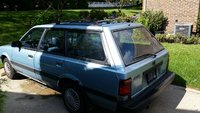 1991 Subaru Loyale Picture Gallery