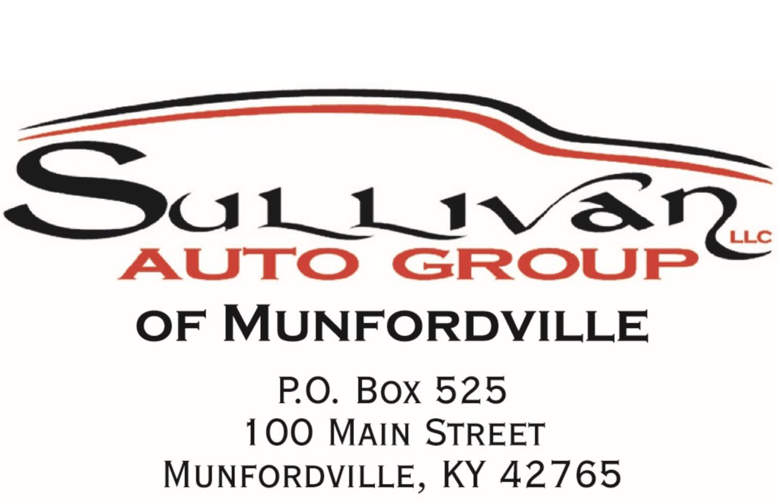 Sullivan Auto Group Of Munfordville Munfordville Ky
