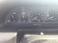 Picture of 1996 Ford Escort 2 Dr LX Hatchback, interior