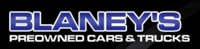 Blaney's Pre-Owned logo
