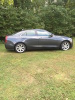Picture of 2014 Cadillac ATS 2.5L Luxury, exterior