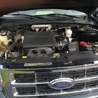 Picture of 2009 Ford Escape XLT, engine