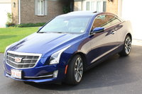 Picture of 2015 Cadillac ATS Coupe 2.0T Luxury AWD, exterior, gallery_worthy