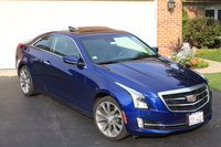 Picture of 2015 Cadillac ATS Coupe 2.0T Luxury AWD, exterior