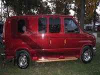 Picture of 1997 Ford E-250 3 Dr HD Econoline Cargo Van Extended, exterior