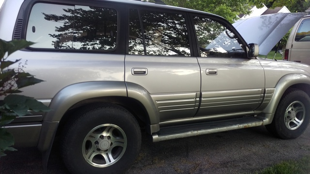 Picture of 1997 Lexus LX 450 Base, exterior